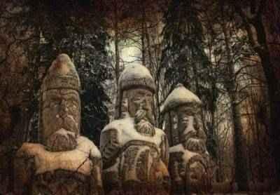 Славянские тотемы