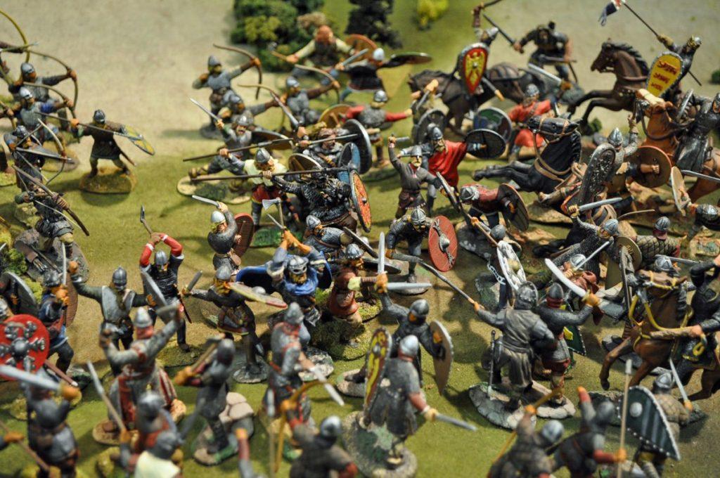 barzo and conte normans and vikings plastic toy. 1024x680 - Игра в солдатики - серьёзно?
